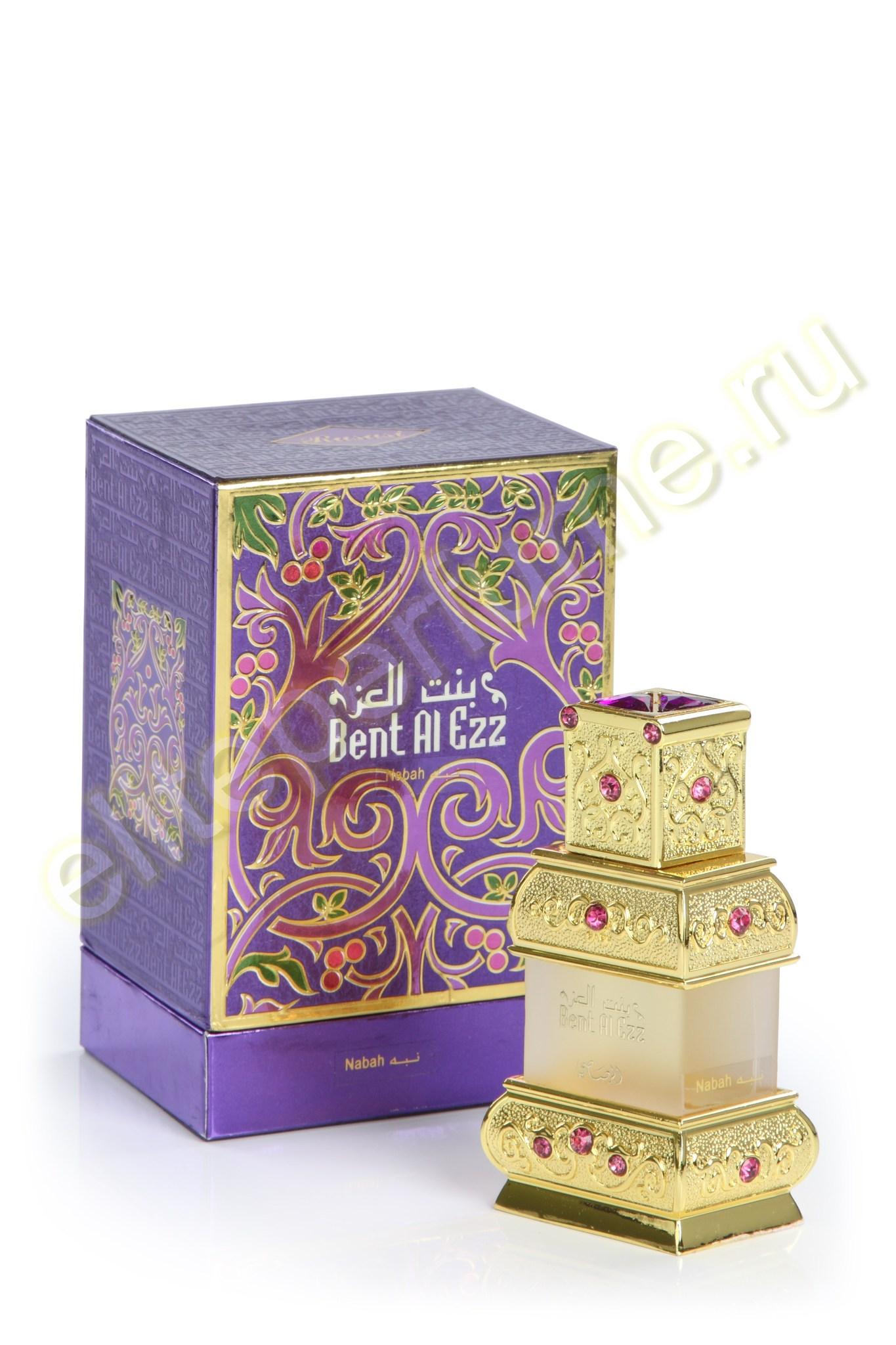 Пробники для арабских духов Бент Аль Эзз Наба Bent Al-Ezz Nabah 1 мл