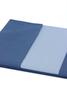 Постельное белье 2 спальное евро Caleffi Bicolor серое