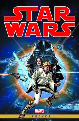 Star Wars: Original Marvel Years Omnibus HC