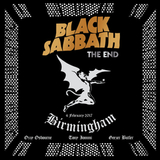 Black Sabbath ‎/ The End (Blu-ray+CD)