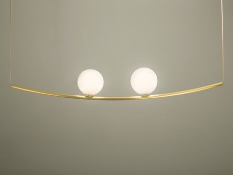 replica light  lamp PERLE 2 By Larose Guyon