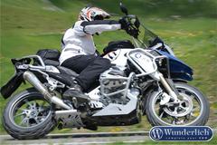 Защита выпускного клапана BMW R1200GS LC/R LC/RS LC черный