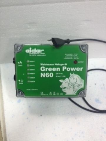 Генератор Green Power №60 (EIDER) 220в. 3.2дж.(в наличии)