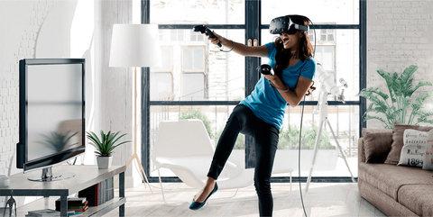 Аренда Аттракциона виртуальной реальности HTC VIVE