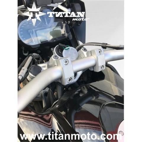 TITAN Проставки руля +50mm D32mm
