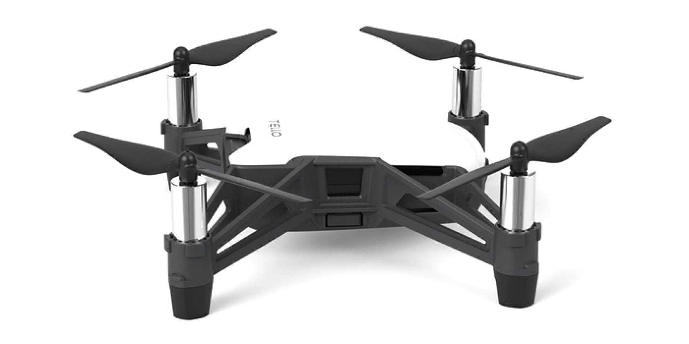 Квадрокоптер DJI Tello Boost Combo (Global) вид сзади