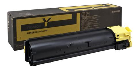 Тонер Kyocera TK-8305Y для Kyocera TASKalfa 3050ci, TASKalfa 3550ci yellow (желтый) (1T02LKANL0)