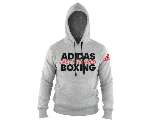 Толстовка с капюшоном (Худи) Hoody Boxing Fast Is Feared