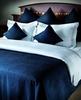 Постельное белье 2 спальное евро макси Hamam Marine бирюзовое