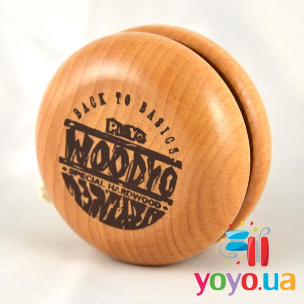 Woodyo Yo-yo - Деревянное