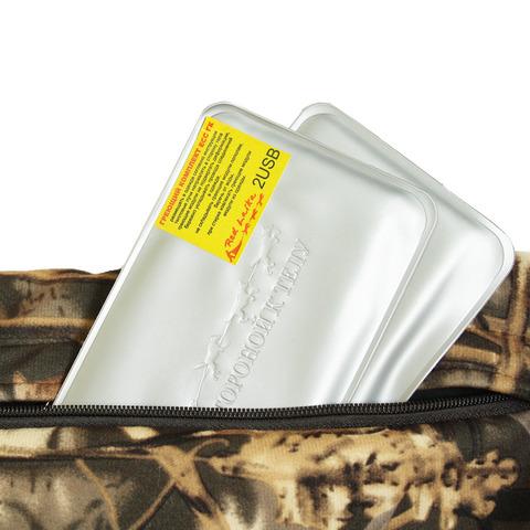 Охотничья муфта с подогревом RedLaika RL-P-M05 (Камыш, USB)