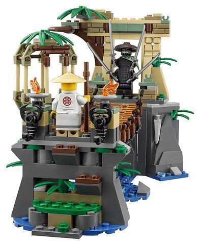 Конструктор Ninjago Movie Lepin