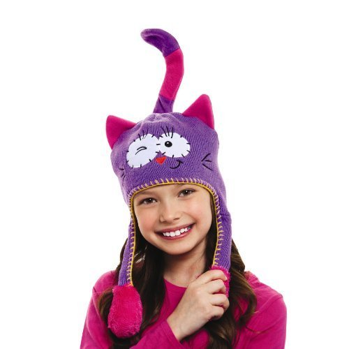Монстр шапка детская живая