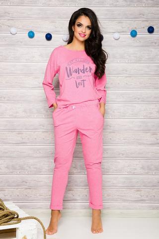 Пижама 7W Jurata 1196 Pink Taro