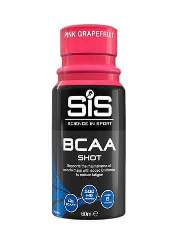 BCAA шот, вкус Розовый Грейпфрут, 60 мл