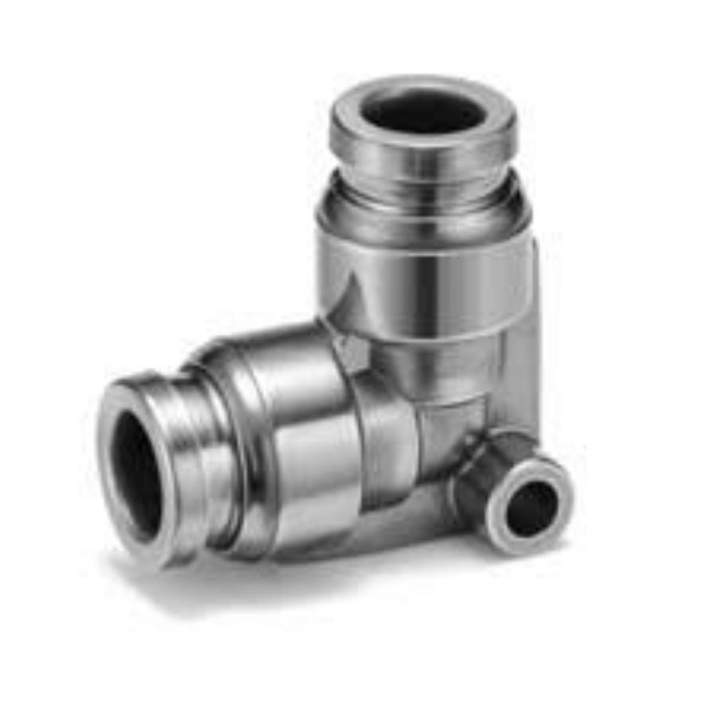 KQB2L16-00  Угловое быстроразъемное соединение