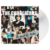 The Charlatans / Us And Us Only (Clear Vinyl)(LP)