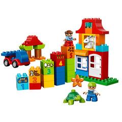 Lego Duplo Набор для веселой игры (10580)