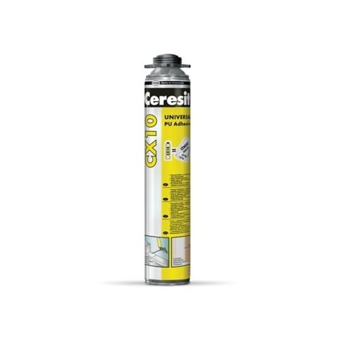 Ceresit CX 10/Церезит ЦЭИКС 10 полиуретановый клей