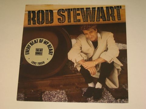Rod Stewart / Every Beat Of My Heart (LP)