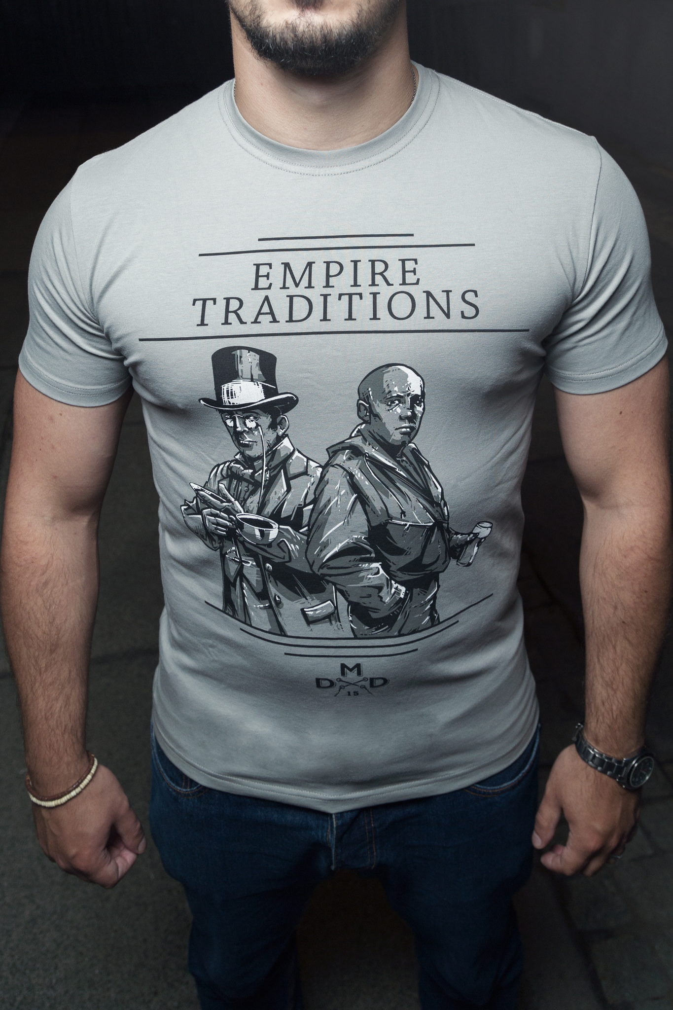 Футболка Empire traditions старый вариант
