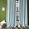Комплект штор Фрида серо-голубой