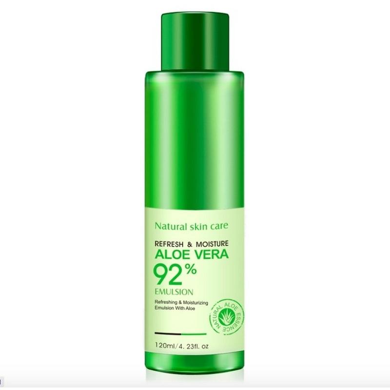 Освежающий и увлажняющий тонер для лица Aloe Vera, 120 гр