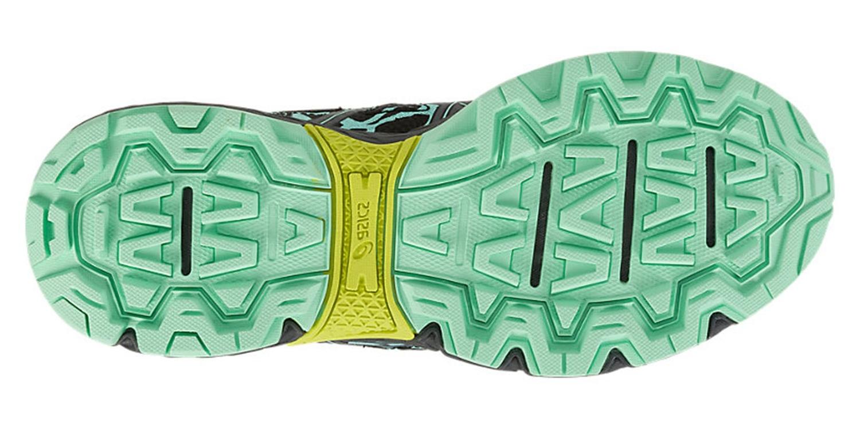 16a3653e Женские кроссовки внедорожники для бега Asics Gel-Venture 6 T7G6N ...