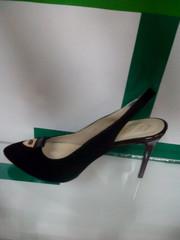 Черные босоножки женские El Passo-606