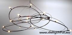 люстра BODNER chandeliers 01-04
