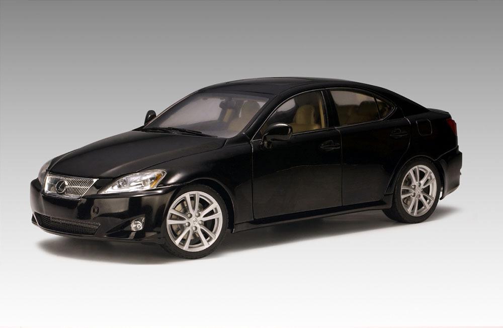 Коллекционная модель Lexus IS350 LHD 2006 Black