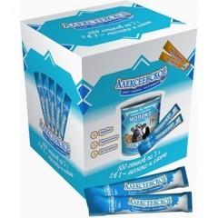 Молоко сгущен.цельное с сахаром Алексеевское м.д.ж.8,5%,7г*100стик