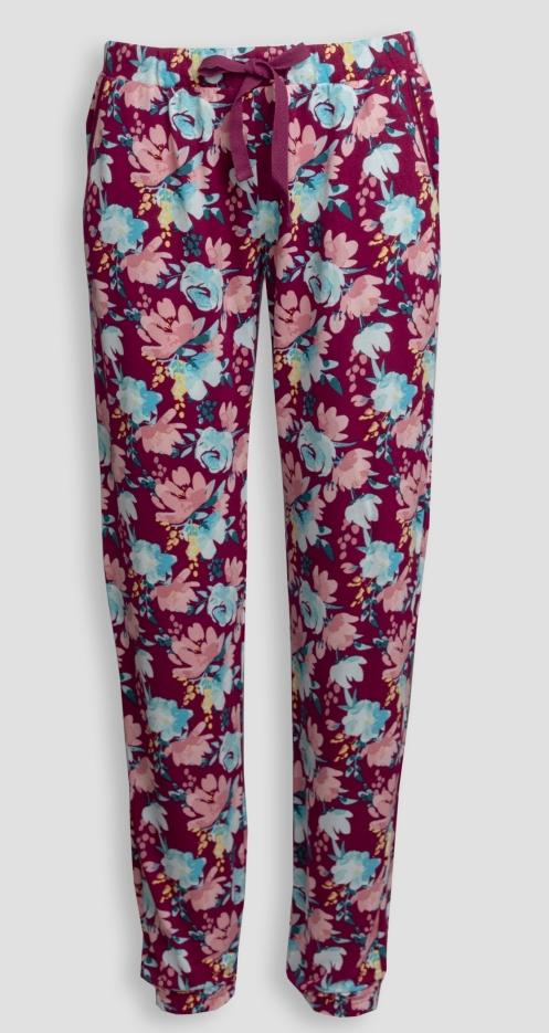 Женские брюки пижамные E18K-72D101