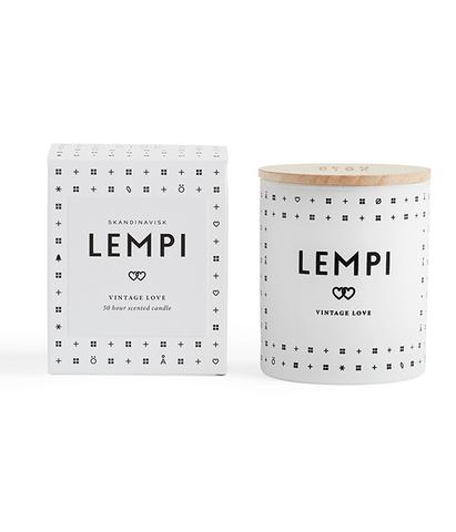 Свеча ароматическая LEMPI с крышкой, Skandinavisk