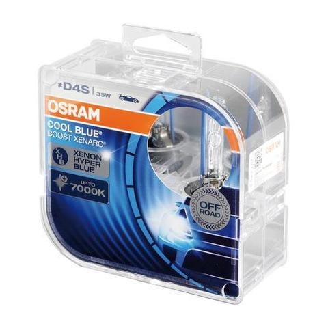 Ксенонвые лапмы OSRAM D4S Xenarc COOL BLUE BOOST