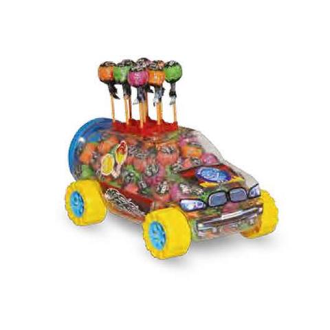 Карамель с игрушкой CAR (Pin Pon) 6*100, 18 г.