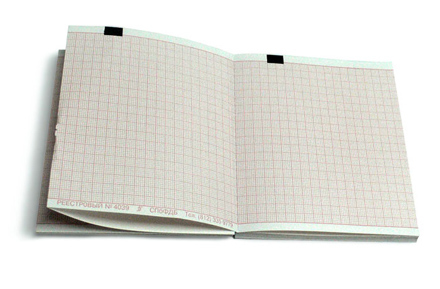 110х100х200, бумага ЭКГ для Bioset, реестр 4039