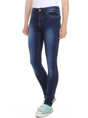 1392 джинсы женские, темно-синие