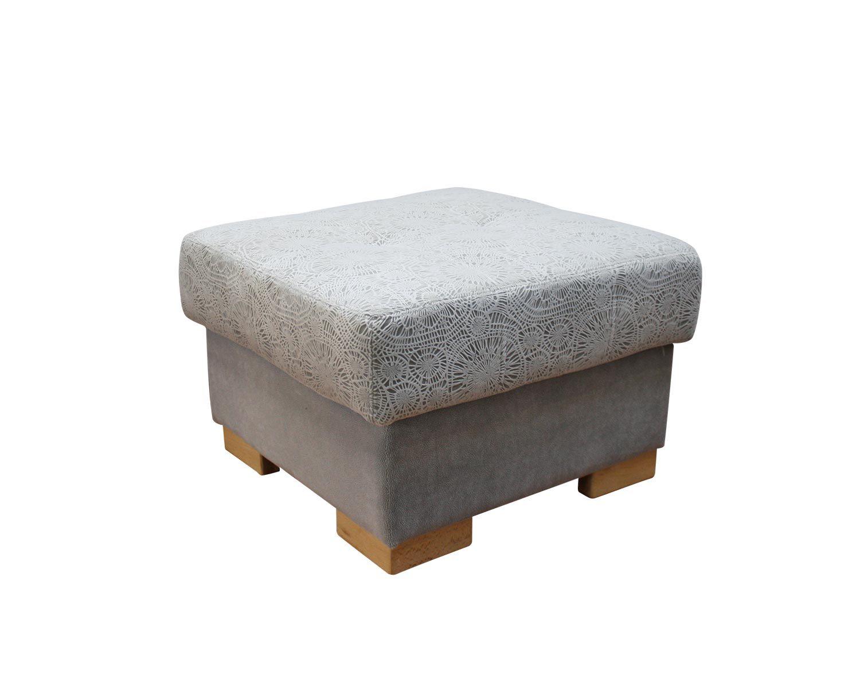 пуф Макс П5, нестандартный, 50х50 см, обивка ткань