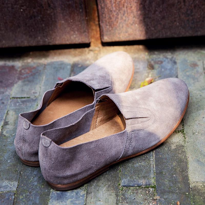 Летние туфли «LEGRIF»