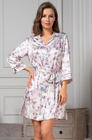 Халат-рубашка женская MIA-Amore MIRACLE МИРАКЛ 3547