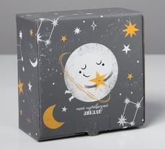 Коробка‒пенал «Моей звездочке», 15 × 15 × 7 см