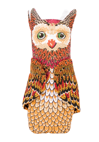 Прихватка-рукавица Boston Warehouse Owl