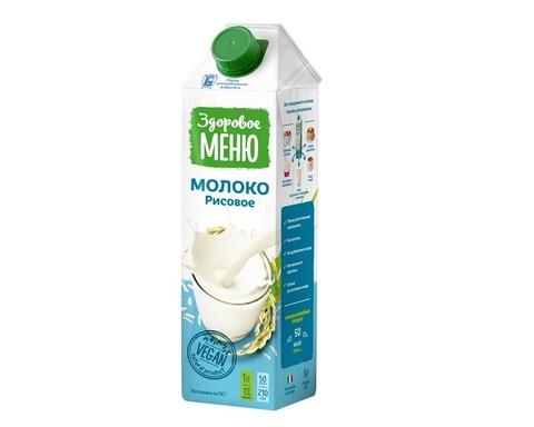 Напиток рисовый (молоко), 1л