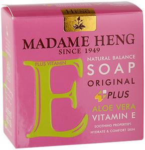Madame Heng Мыло с Алоэ Вера Мадам Хенг Natural Balance plus Aloe Vera, 150 г