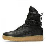 Кроссовки мужские Nike Air Force 1 SF Utillity Black Brown