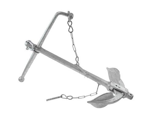 Якорь Адмиралтейский 15 кг