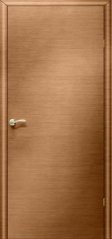 Дверь Ника 2 ПГ (анегри, глухая шпонированная), фабрика LiGa