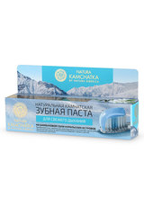 Натуральная камчатская зубная паста Для свежего дыхания Natura Siberica
