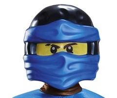 Лего Ниндзяго маска детская Джей